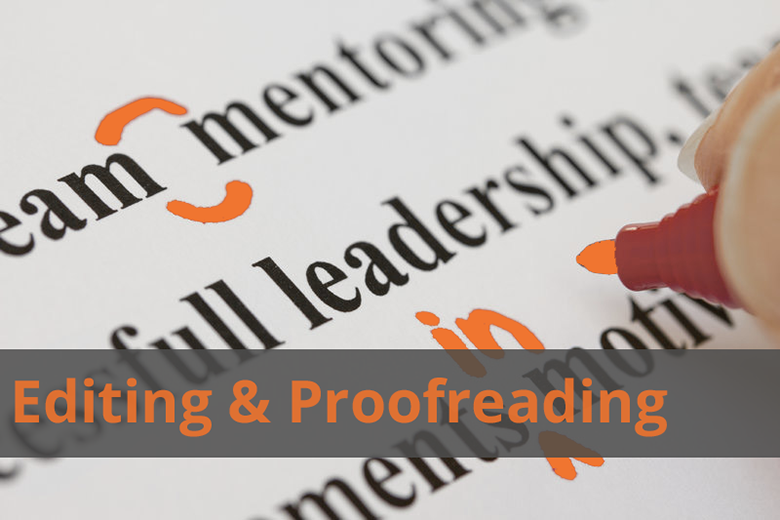Editing and Proofreading Services - Standout SEO